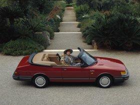 Ver foto 2 de Saab 900 Convertible 1986