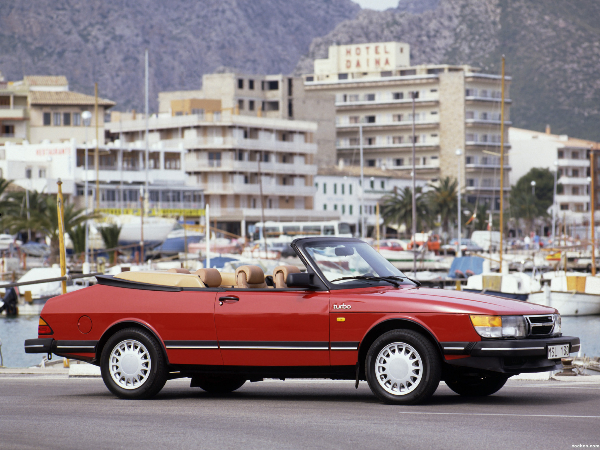 Foto 0 de Saab 900 Convertible 1986