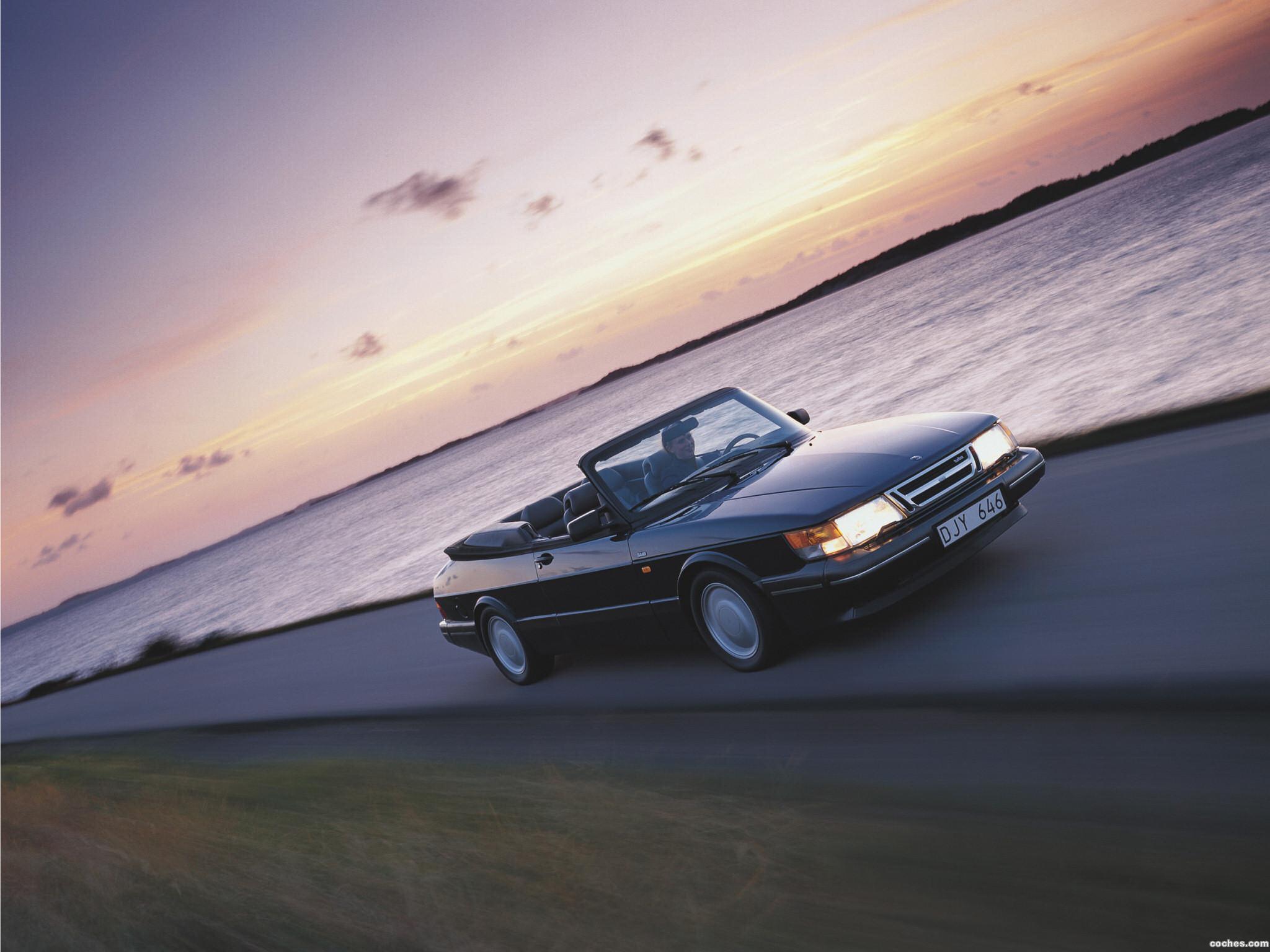 Foto 7 de Saab 900 Convertible 1986