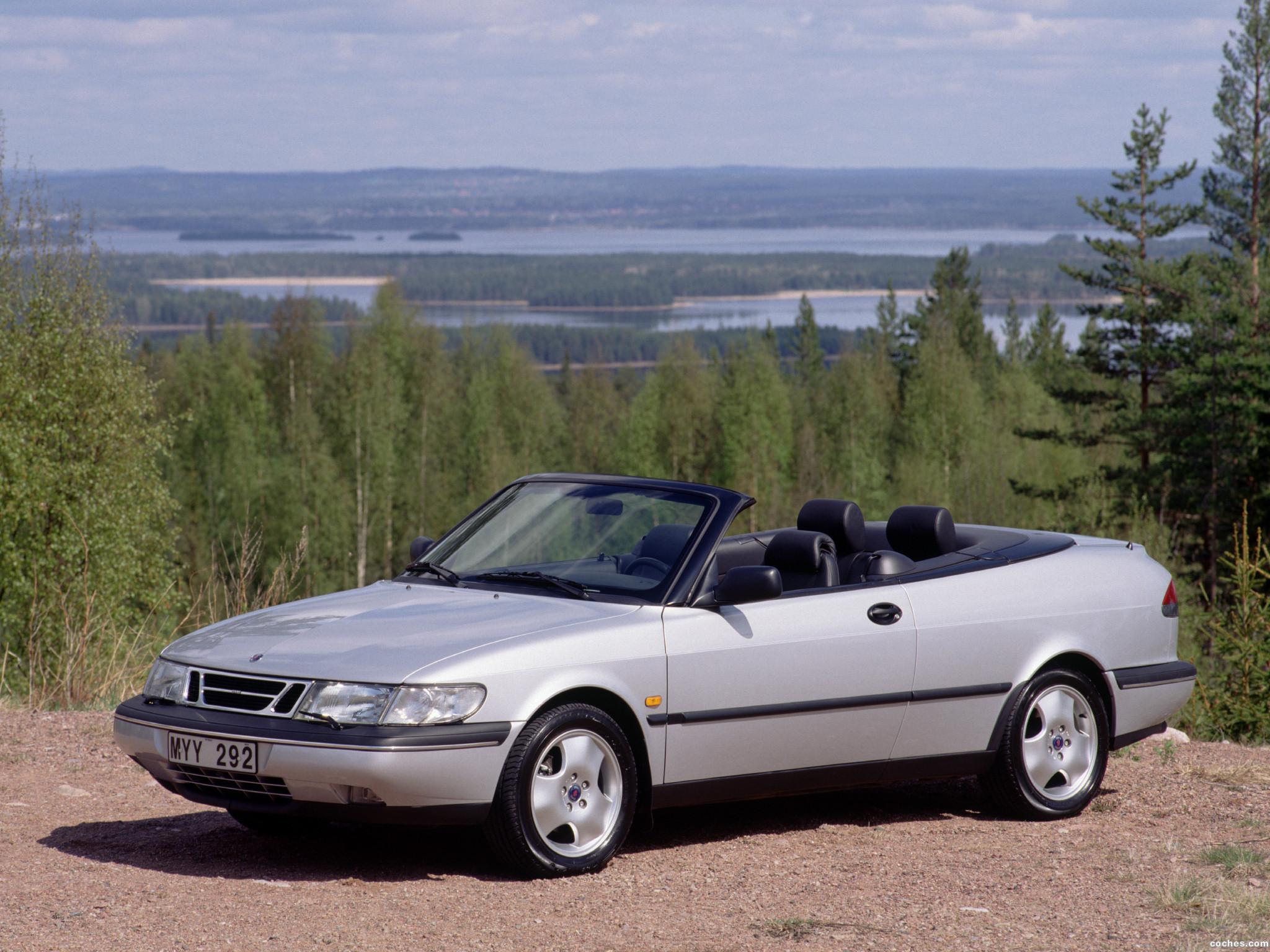 Foto 0 de Saab 900 Convertible 1997
