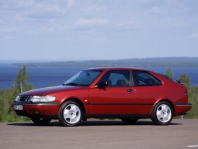 Ver foto 9 de Saab 900 Coupe 1997