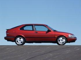 Ver foto 3 de Saab 900 Coupe 1997