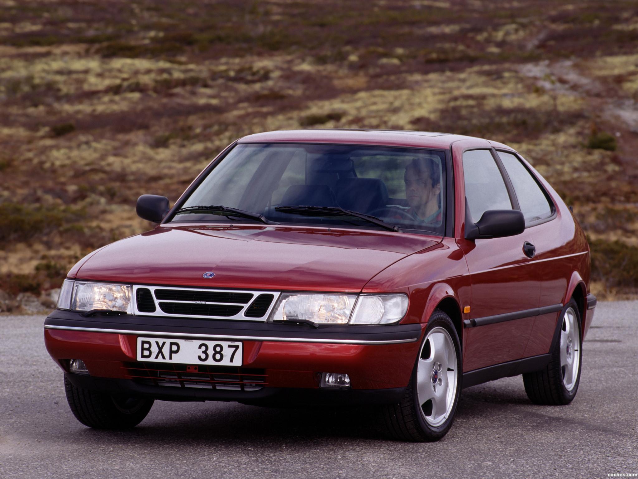 Foto 0 de Saab 900 Coupe 1997