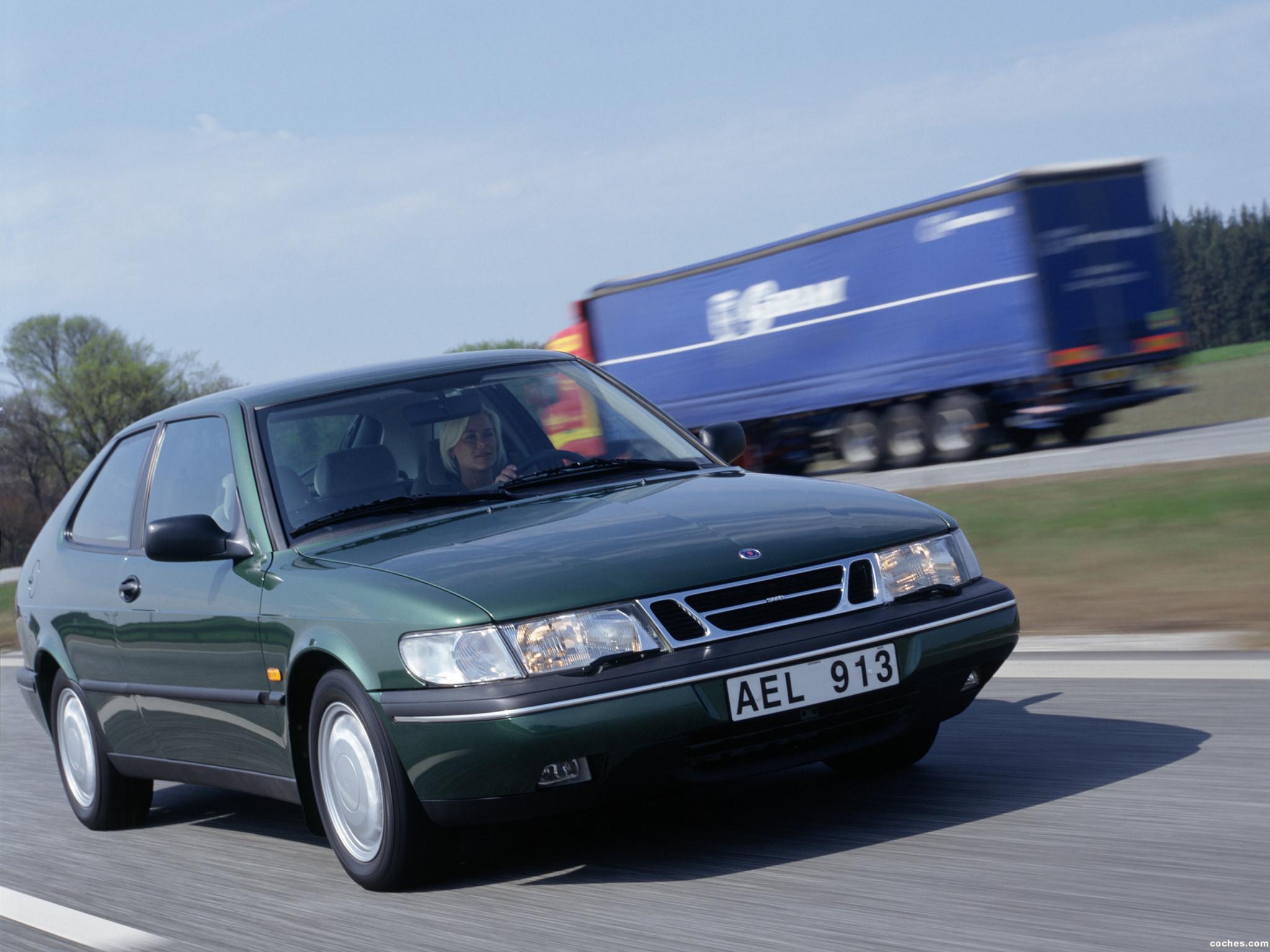 Foto 0 de Saab 900 S 1997