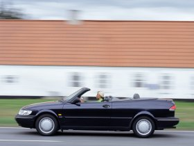 Ver foto 3 de Saab 900 S Convertible 1997