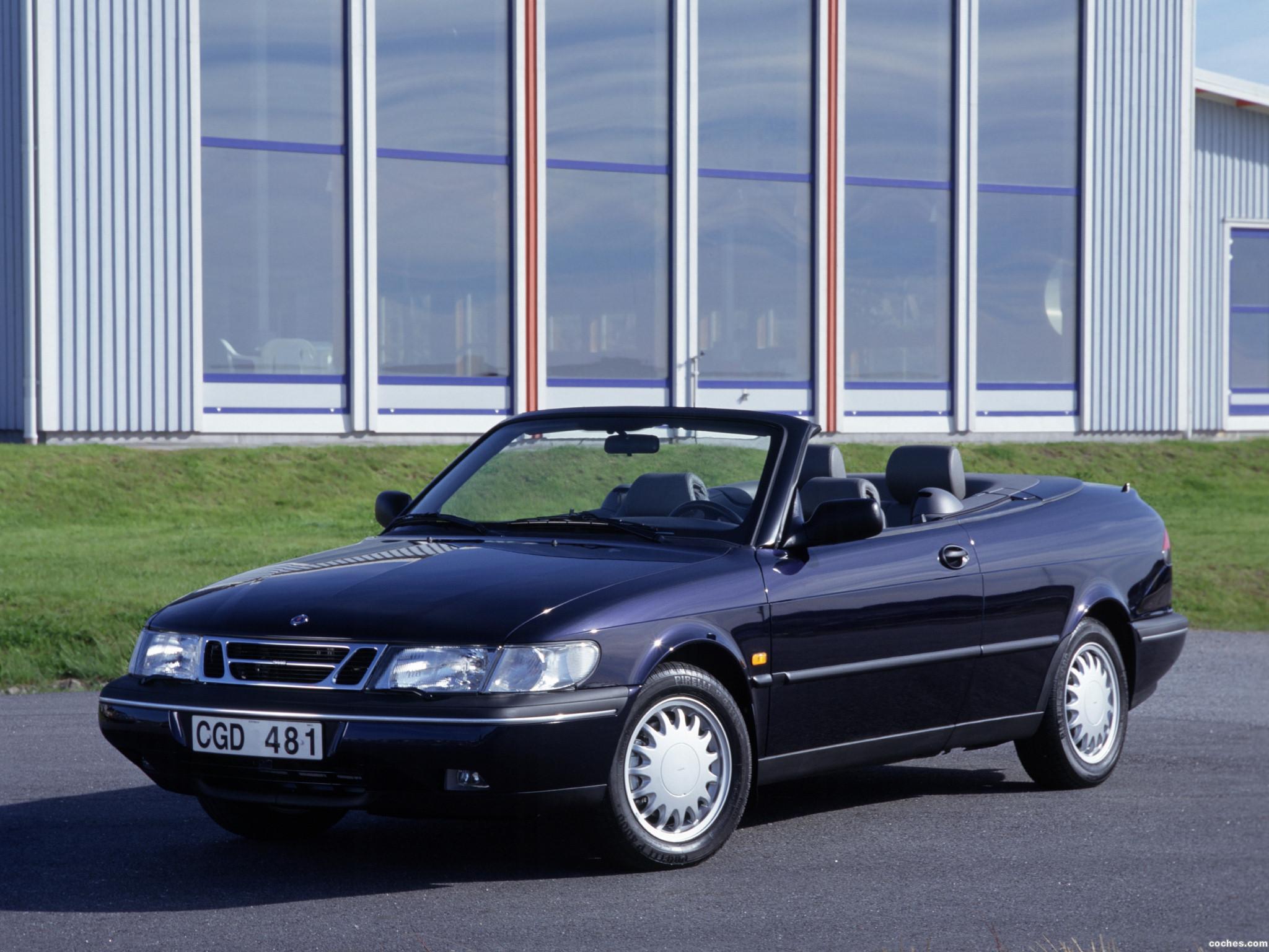 Foto 0 de Saab 900 S Convertible 1997