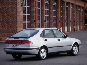 Ver foto 16 de Saab 900 SE 1997