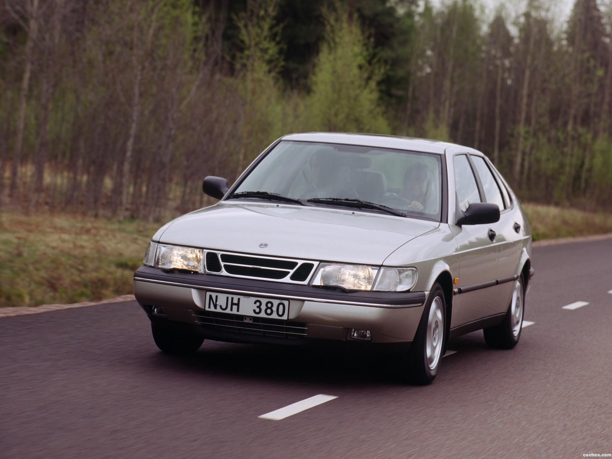 Foto 0 de Saab 900 SE 1997