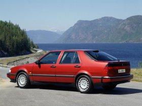 Ver foto 5 de Saab 9000 CS 1997