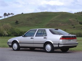 Ver foto 2 de Saab 9000 CS 1997