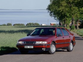 Fotos de Saab 9000 CS 1997
