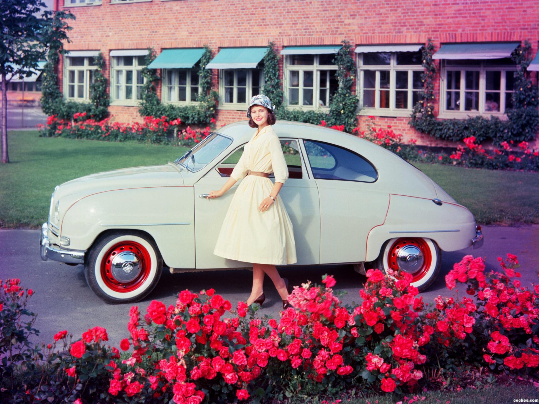 Foto 3 de Saab 93 1956