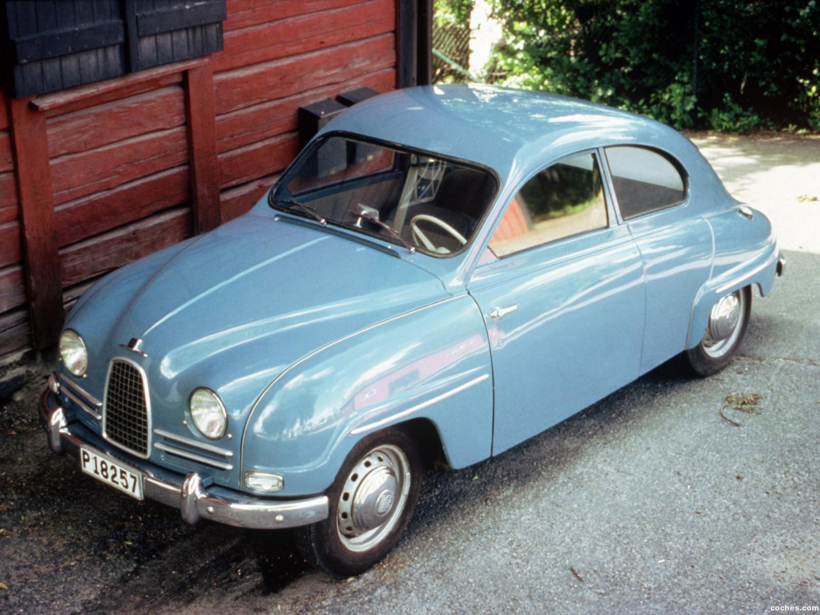 Foto 0 de Saab 93 1956