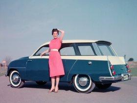 Ver foto 3 de Saab 95 1959