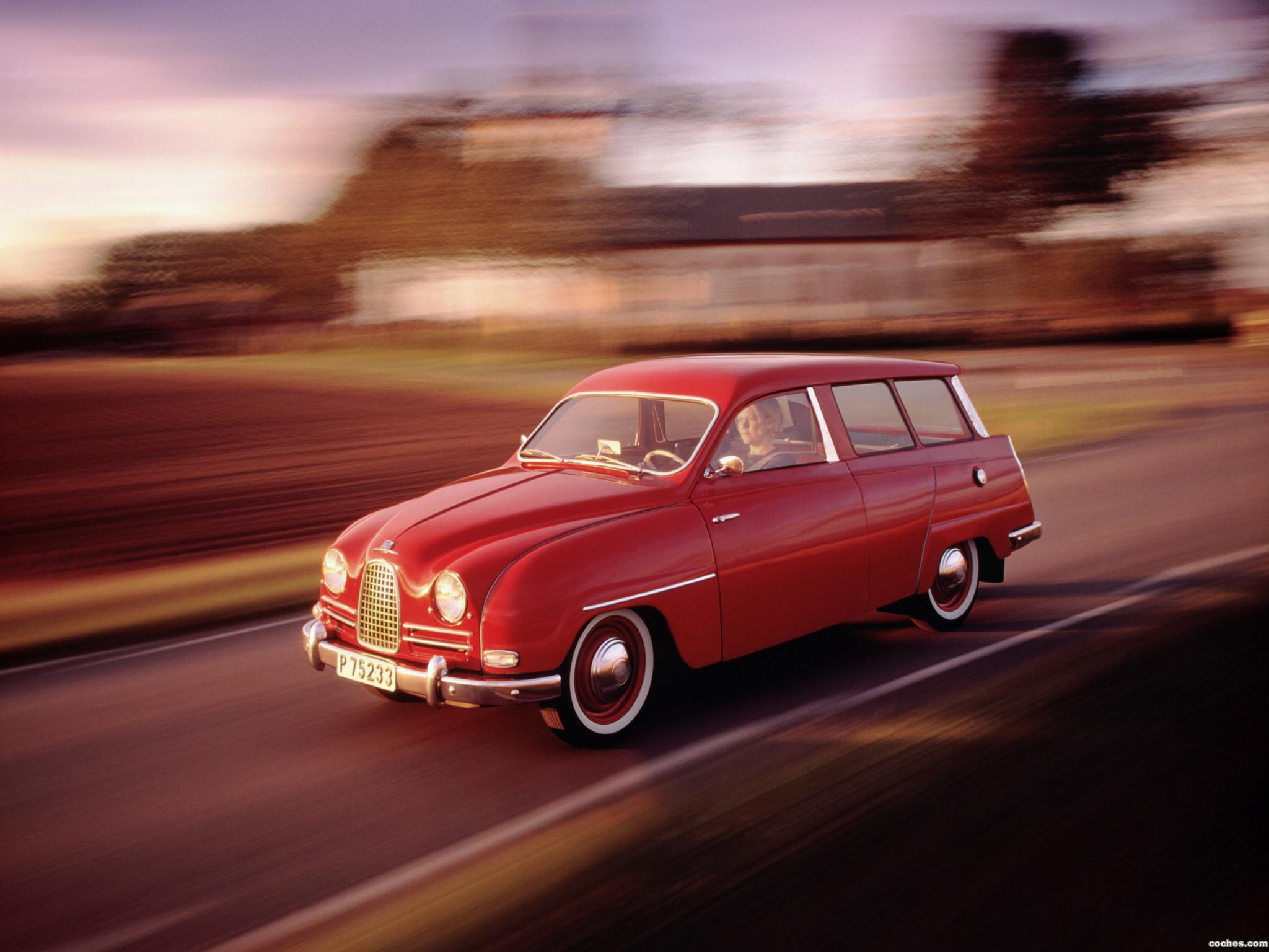 Foto 0 de Saab 95 1959