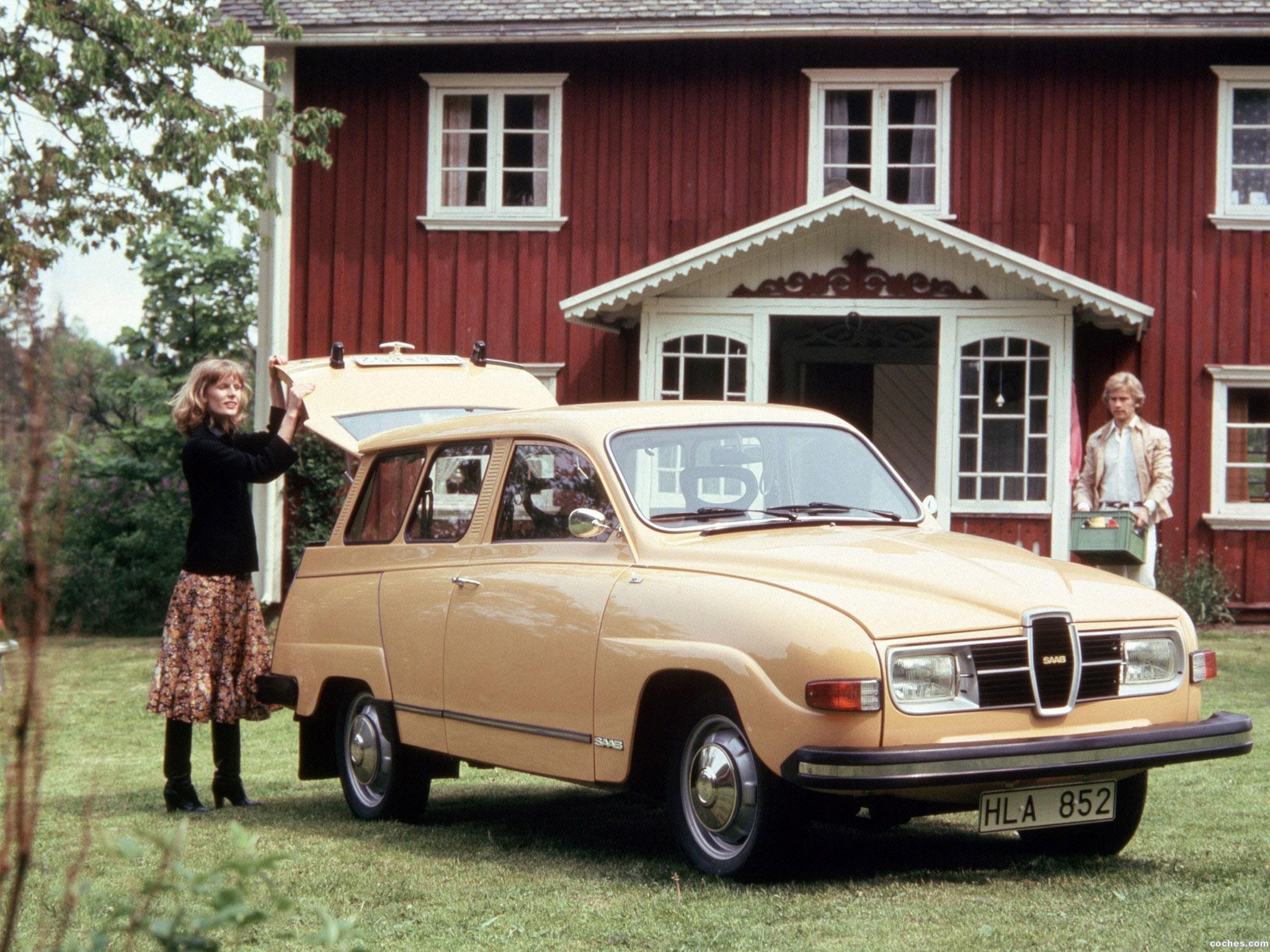 Foto 0 de Saab 95 1976