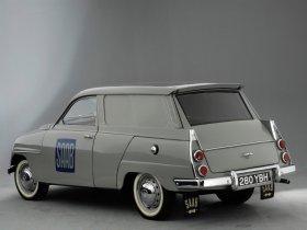 Ver foto 2 de Saab 95 Van 1962
