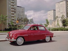 Fotos de Saab 96