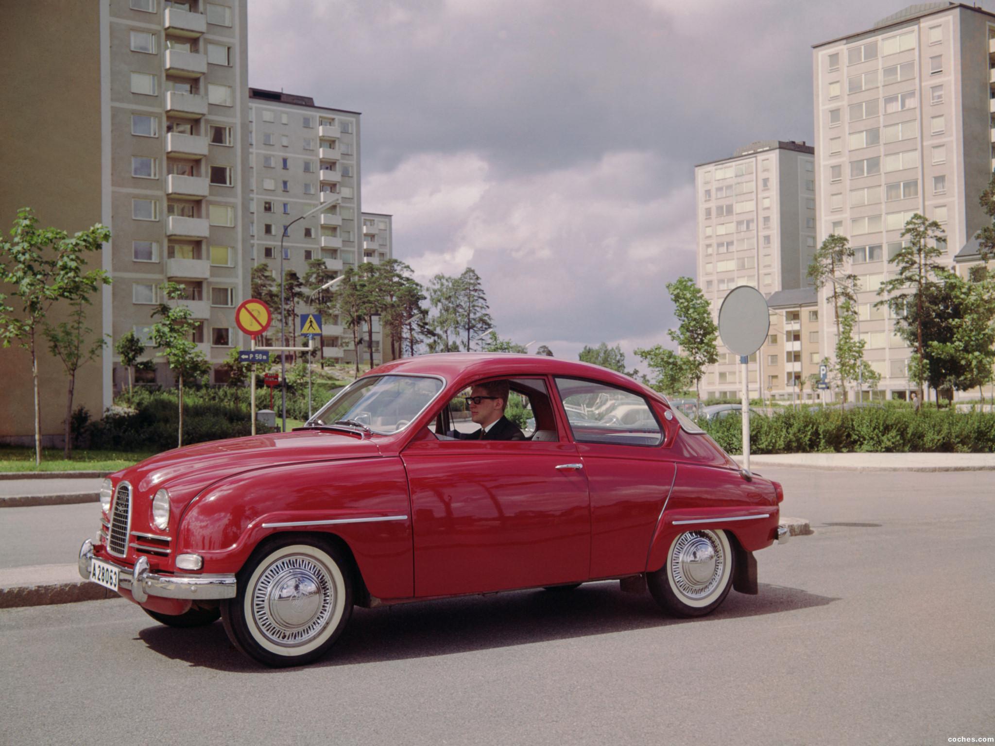 Foto 0 de Saab 96 1960