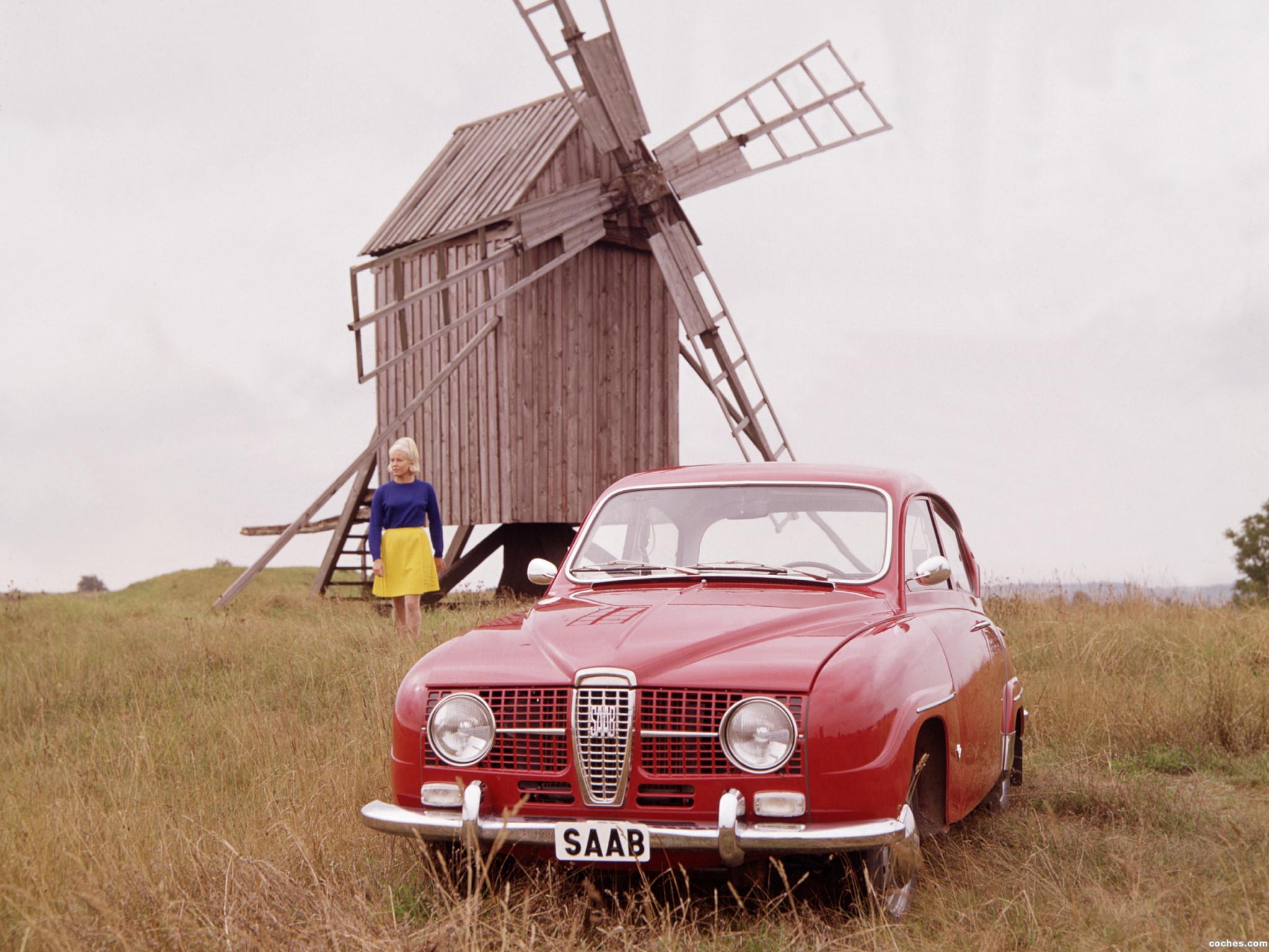 Foto 3 de Saab 96 1967