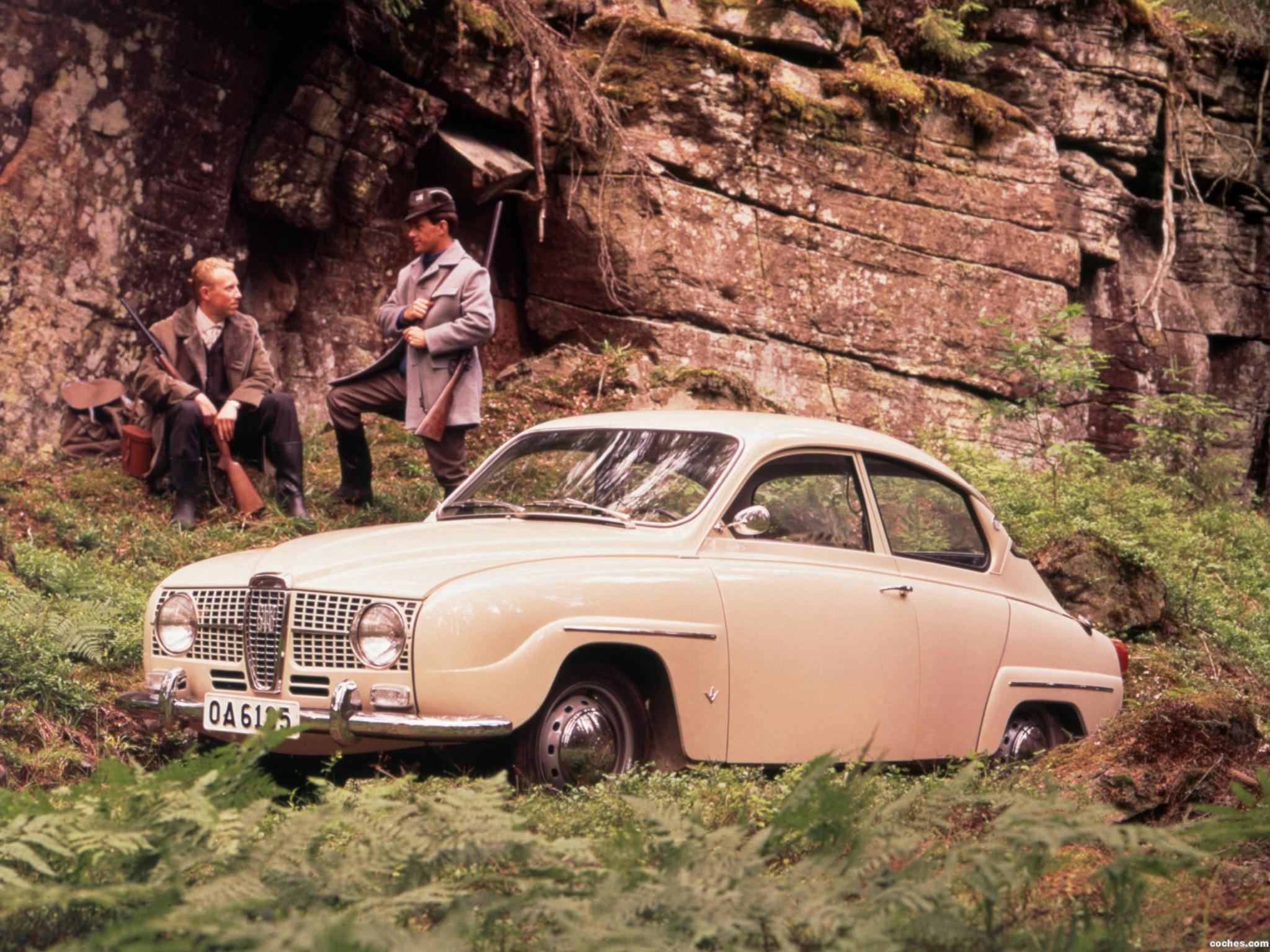 Foto 0 de Saab 96 1967