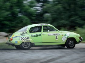 Ver foto 4 de Saab 96 Rally Car 1969