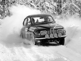 Ver foto 2 de Saab 96 Rally Car 1969