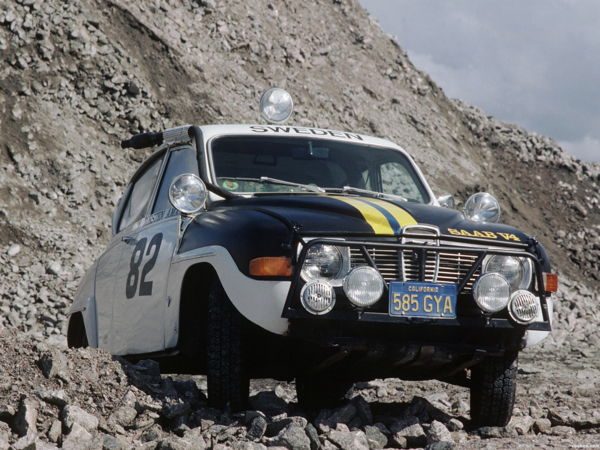Foto 0 de Saab 96 Rally Car 1969