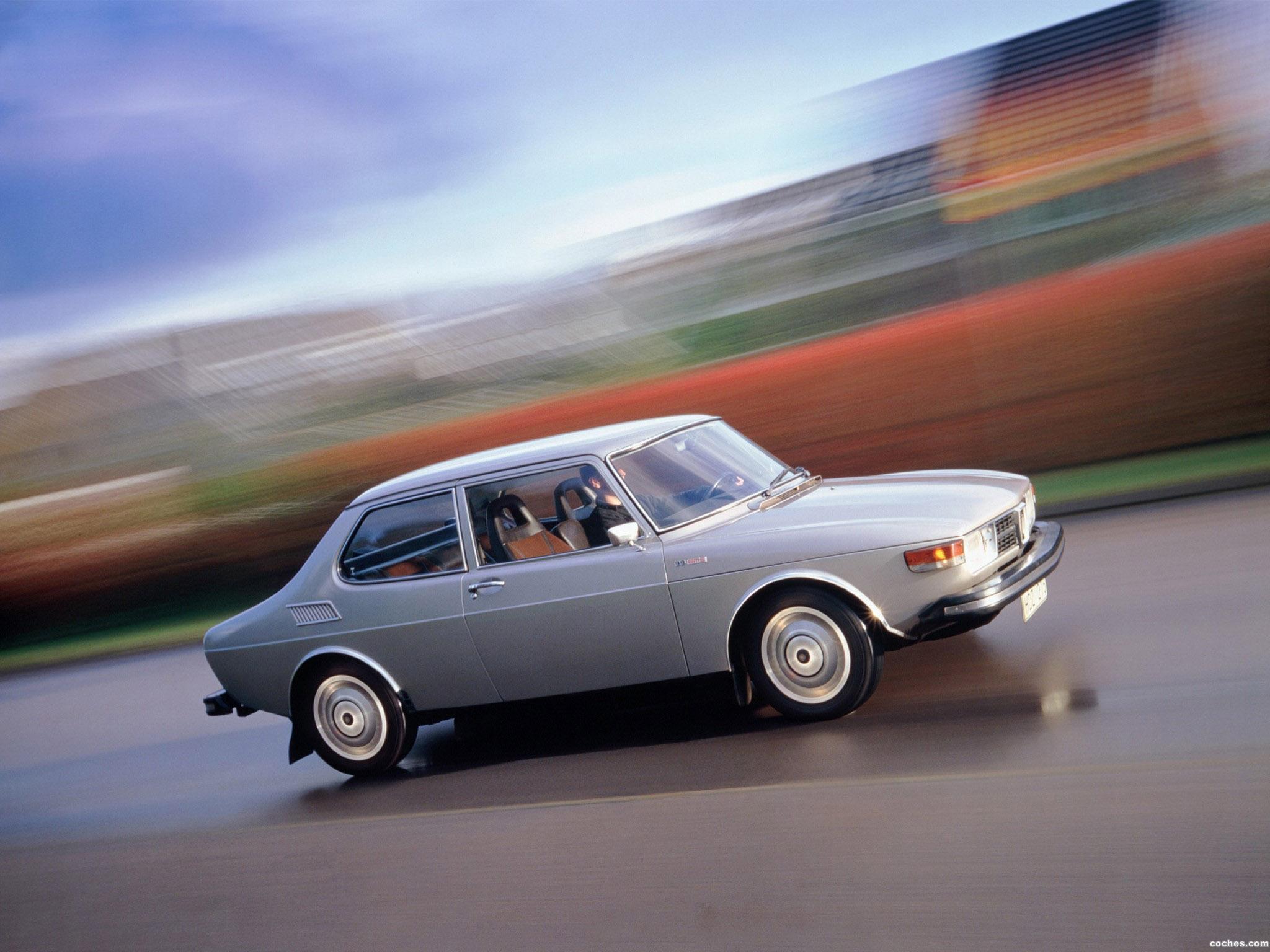 Foto 0 de Saab 99 EMS 1972