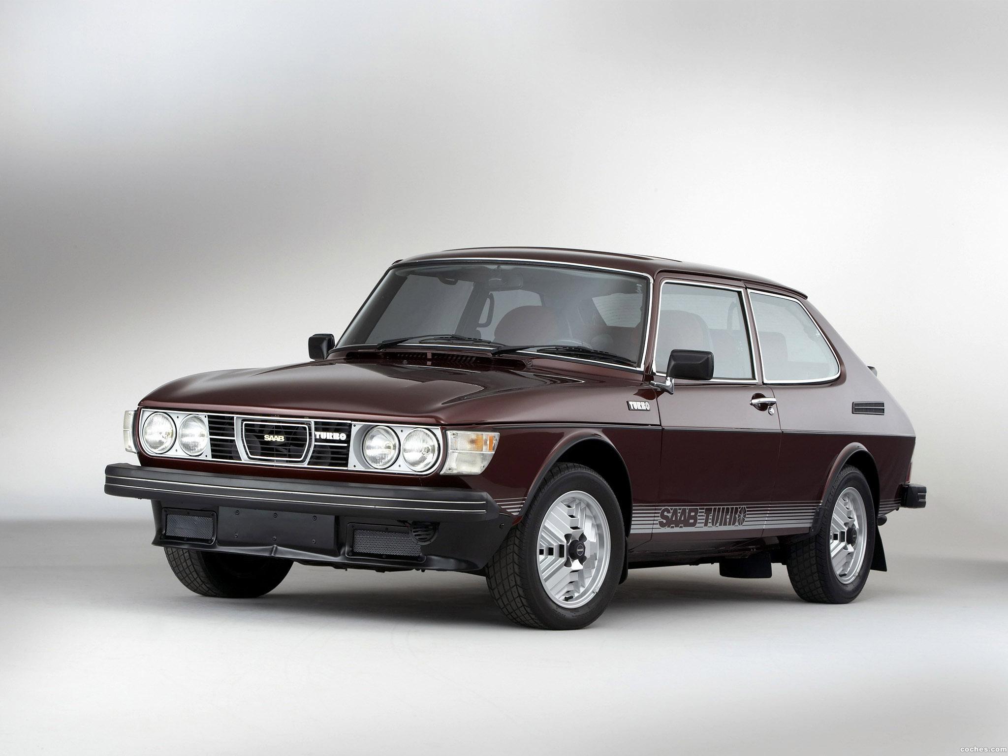 Foto 0 de Saab 99 Turbo Coupe 1978