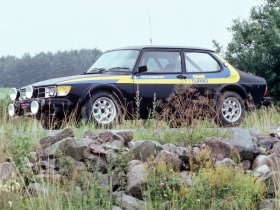 Ver foto 2 de Saab 99 Turbo Rally Car 1980