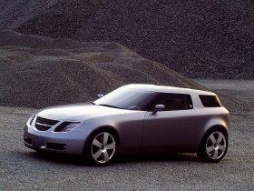 Ver foto 4 de Saab 9X Concept Car 2001
