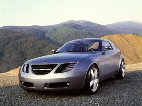 Fotos de Saab 9X Concept Car 2001