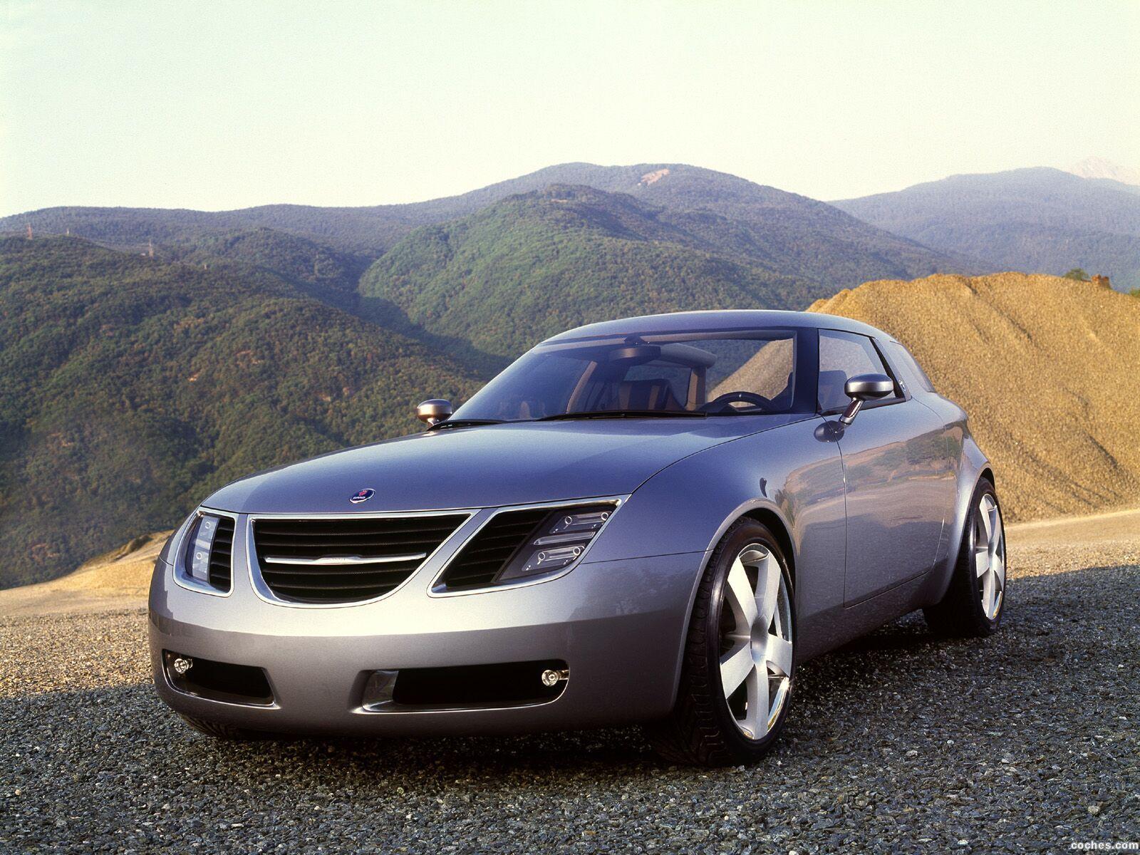 Foto 0 de Saab 9X Concept Car 2001