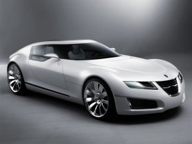 Fotos de Saab Aero X Concept 2006