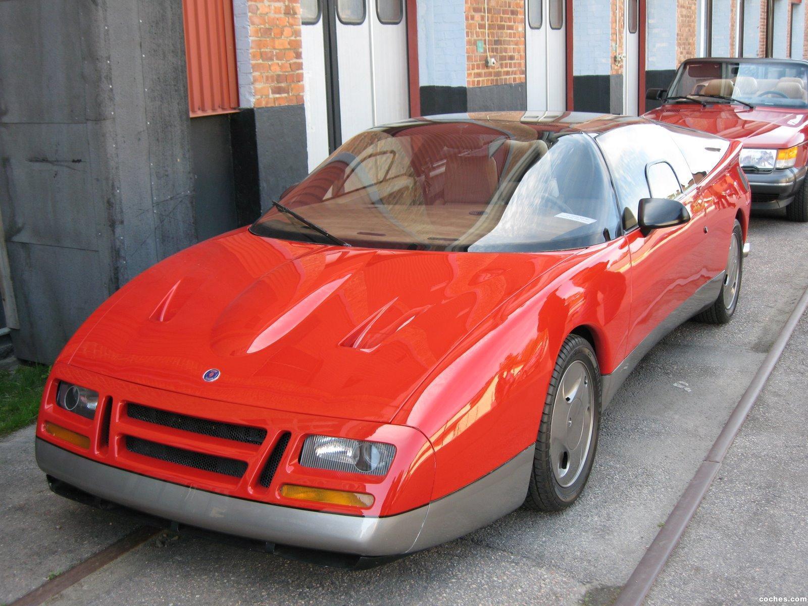Foto 0 de Saab EV-1 Concept 1985