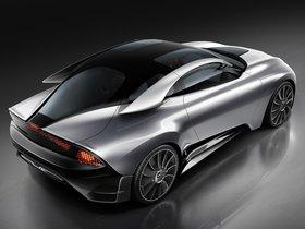 Ver foto 7 de Saab Phoenix Concept 2011