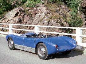 Ver foto 6 de Saab Sonett I 1955