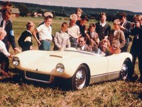Ver foto 3 de Saab Sonett I 1955