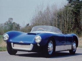 Ver foto 2 de Saab Sonett I 1955
