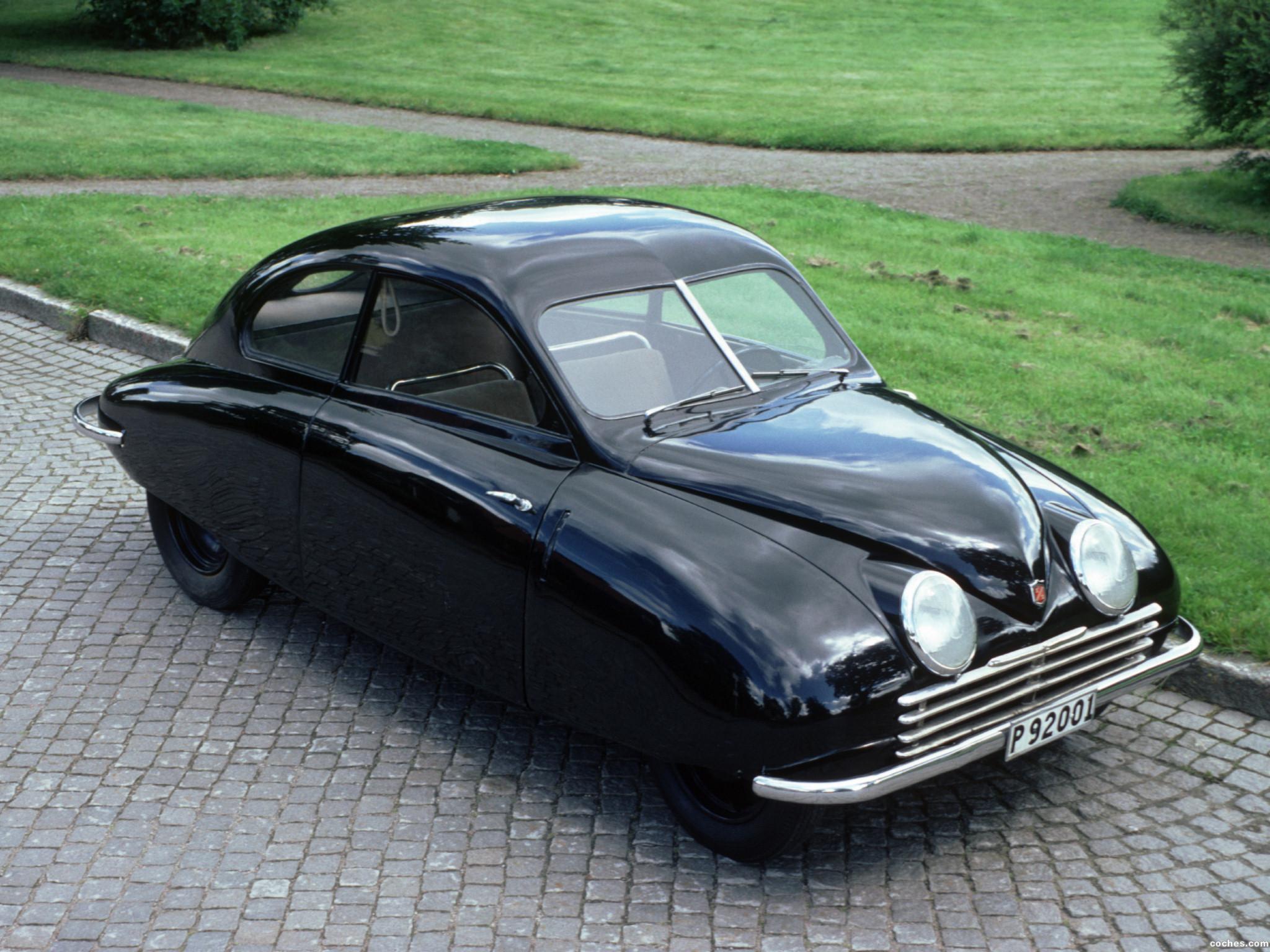 Foto 0 de Saab UrSaab 1947