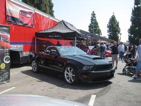 Ver foto 3 de Ford Saleen Mustang Convertible S281 2010