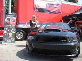 Ver foto 2 de Ford Saleen Mustang Convertible S281 2010