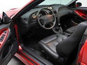 Ver foto 10 de Ford Saleen Mustang S281 SC Eextrime Speedster 2003