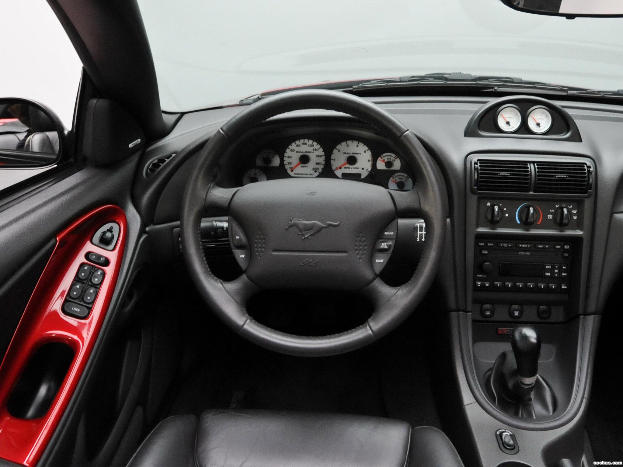 Foto 11 de Ford Saleen Mustang S281 SC Eextrime Speedster 2003