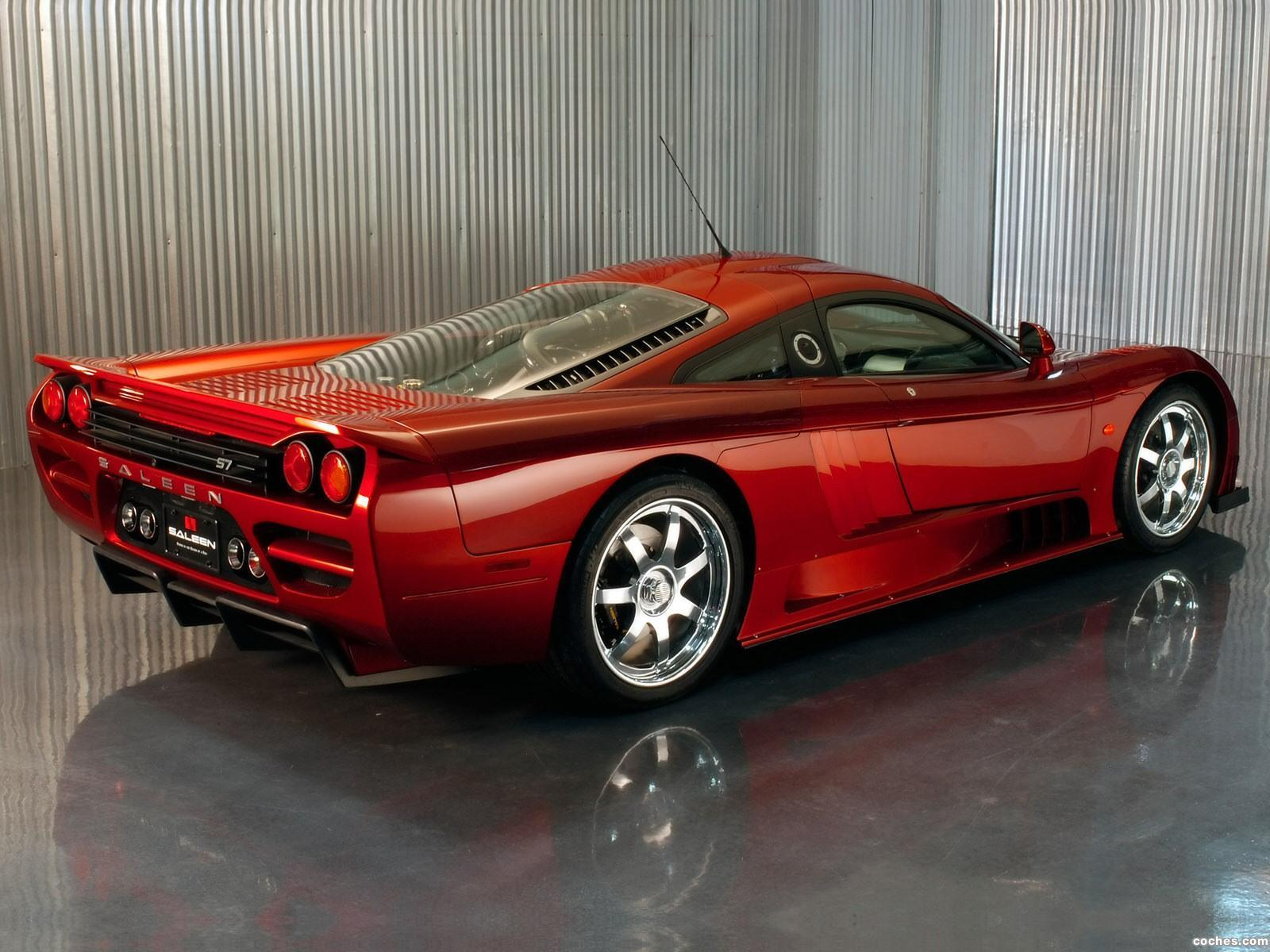 Foto 8 de Saleen S7 Twin Turbo 2005