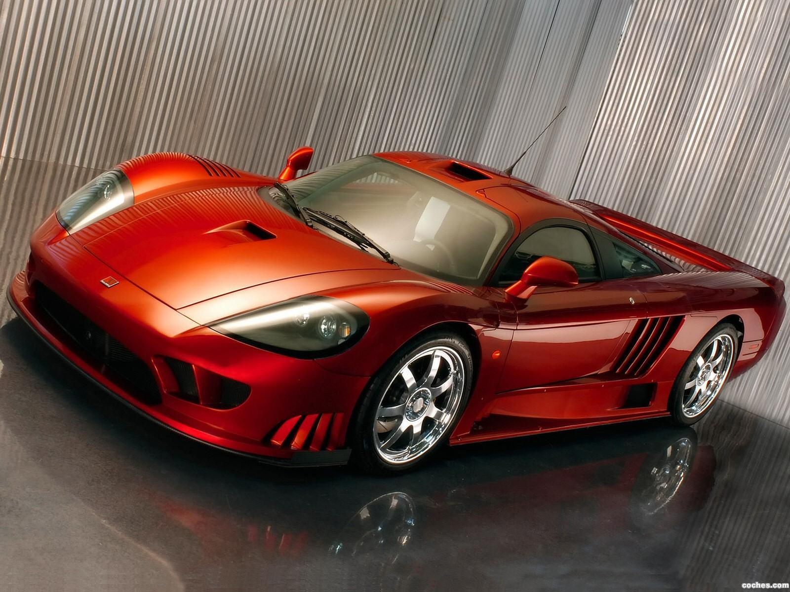 Foto 5 de Saleen S7 Twin Turbo 2005