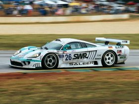 Ver foto 11 de Saleen S7R 2000