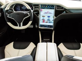 Ver foto 7 de Saleen Tesla Model S FOURSIXTEEN 2014