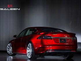 Ver foto 3 de Saleen Tesla Model S FOURSIXTEEN 2014